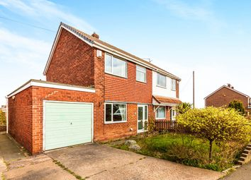 Thumbnail 3 bedroom semi-detached house for sale in Manor House Road, Kimberworth, Rotherham