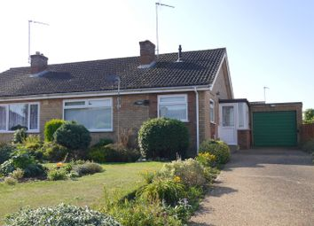 Thumbnail 2 bed semi-detached bungalow to rent in Maple Road, Downham Market