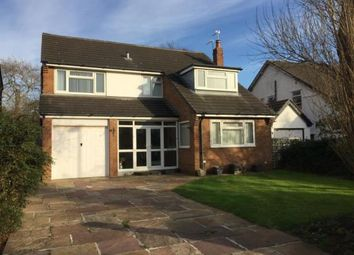 Thumbnail 5 bedroom detached house for sale in Sutton Road, Formby, Merseyside, England