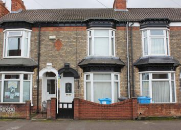 Thumbnail 3 bed terraced house for sale in 83 Newstead Street, Hull