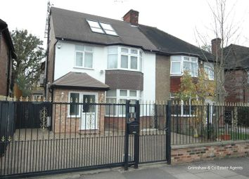 Thumbnail 5 bed property for sale in Creswick Road, West Acton, London