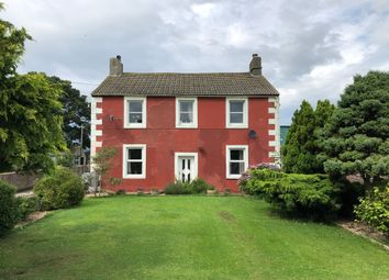 Thumbnail 4 bed farmhouse for sale in Sandlands, Abbeytown, Wigton, Cumbria