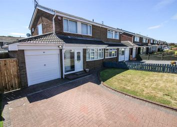 Thumbnail 3 bed semi-detached house to rent in Ashkirk, Dudley, Cramlington