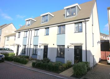 Thumbnail 3 bed town house for sale in Ravenglass Close, Plymouth