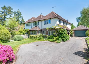 Thumbnail 4 bed semi-detached house for sale in Denbigh Road, Haslemere