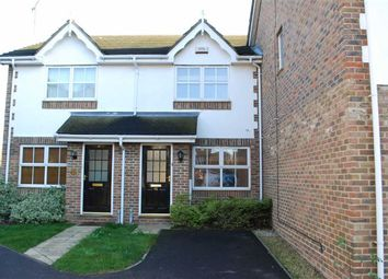 Thumbnail 2 bedroom terraced house to rent in Francisco Close, Chafford Hundred, Essex