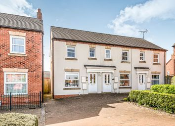 Thumbnail 2 bed end terrace house for sale in Auction Place, Uttoxeter