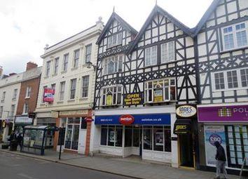 Thumbnail Retail premises to let in 39-40 Castle Street, Shrewsbury, Shropshire