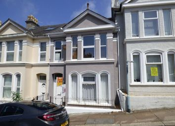 Thumbnail 1 bedroom flat to rent in Southern Terrace, Mutley, Plymouth