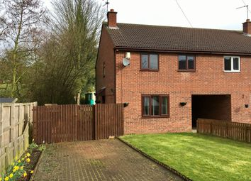 Thumbnail 3 bed semi-detached house for sale in Dam Lane, Leavening, Malton