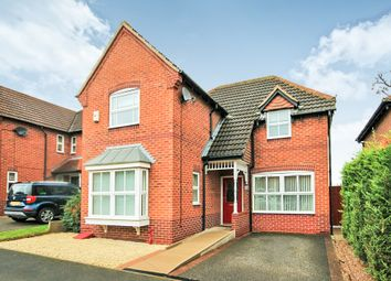 Thumbnail 4 bed detached house for sale in Thistle Bank, Mansfield Woodhouse, Mansfield, Nottinghamshire