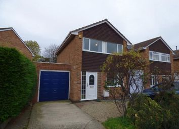 Thumbnail 3 bed detached house for sale in Guise Avenue, Brockworth, Gloucester