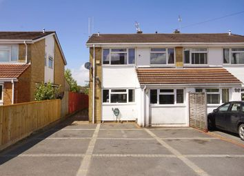 Thumbnail 3 bed semi-detached house for sale in 202 Woodend Road, Frampton Cotterell, Bristol