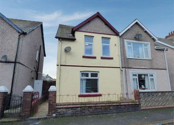 3 bed semi-detached house for sale in Dunoon Street, Barrow-In-Furness, Cumbria LA14