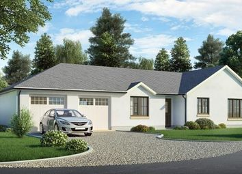 Thumbnail 3 bed detached bungalow for sale in Morningside, Rosemount Mews, Brucefield Road, Blairgowrie