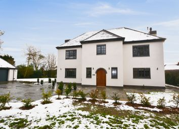 Thumbnail 5 bed detached house for sale in Cheadle Road, Blythe Bridge, Stoke-On-Trent