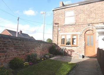 Thumbnail 2 bed end terrace house for sale in Albert Row, Frodsham