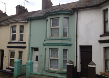 Thumbnail 3 bedroom terraced house to rent in Burton Street, Brixham