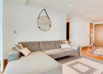 Thumbnail 2 bed flat to rent in Arena Tower, Canary Wharf