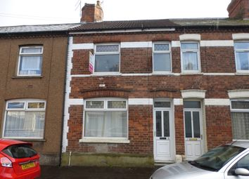 Thumbnail 2 bed terraced house for sale in Machen Street, Grangetown, Cardiff