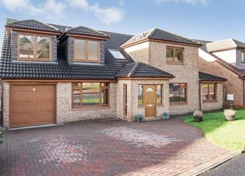 Thumbnail 4 bed detached house for sale in Lakeside Road, Kirkcaldy, Fife