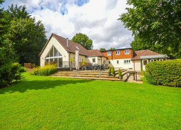 Thumbnail 5 bed detached house for sale in Baldock Road, Buntingford
