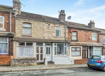 Thumbnail 2 bed terraced house for sale in King William Street, Tunstall, Stoke-On-Trent