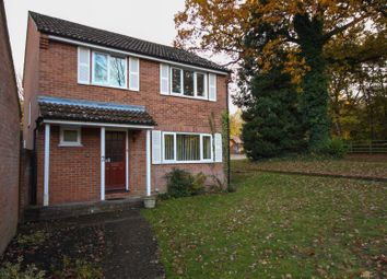 Thumbnail 4 bedroom detached house to rent in Kimberley, Church Crookham, Fleet