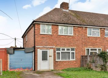 Thumbnail 3 bed semi-detached house for sale in Buckingham Crescent, Bicester