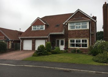 Thumbnail 5 bed detached house for sale in Seven Hills Court, Spennymoor