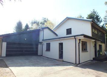 Thumbnail 5 bed detached house for sale in Wastara, Slade Cross, Cosheston, Pembroke Dock