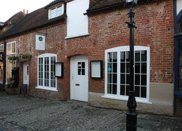 Retail premises to let in Lion & Lamb Yard, Farnham GU9