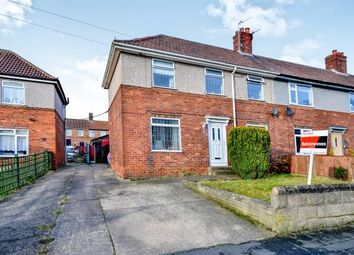 Thumbnail 3 bed end terrace house for sale in Harlow Street, Mansfield, Nottinghamshire