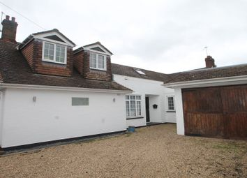 Thumbnail 4 bedroom detached house to rent in Rosefield Road, Staines