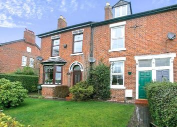Thumbnail 2 bed terraced house for sale in Middlewich Road, Holmes Chapel, Cheshire