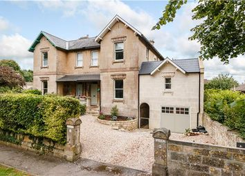 Thumbnail 6 bed semi-detached house for sale in The Avenue, Combe Down, Bath, Somerset