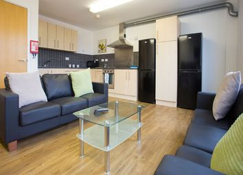 Thumbnail 5 bed flat to rent in Union Road, Nottingham