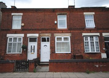 Thumbnail 2 bed terraced house to rent in Caistor Street, Stockport