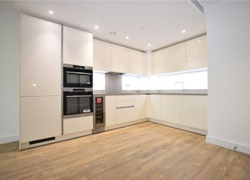 Thumbnail 1 bed property to rent in Gladwin Tower, 50 Wandsworth Road, Nine Elms, London