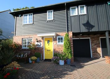 Thumbnail 3 bed semi-detached house for sale in Woodgates Close, High Halden, Ashford