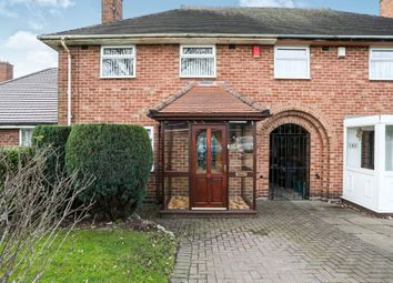 Thumbnail 2 bedroom semi-detached house for sale in Old Croft Lane, Shard End, Birmingham
