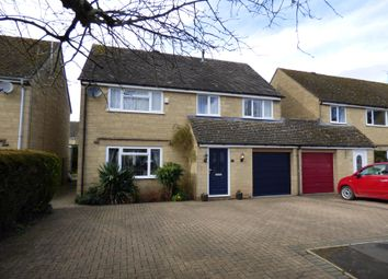 Thumbnail 4 bed detached house for sale in Alexander Drive, Cirencester, Gloucestershire