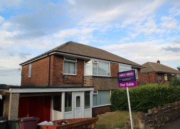 Thumbnail 3 bed semi-detached house for sale in Netherfields Crescent, Dronfield