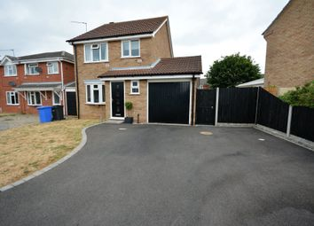 Thumbnail 3 bed detached house for sale in Portsch Close, Carlton Colville, Lowestoft