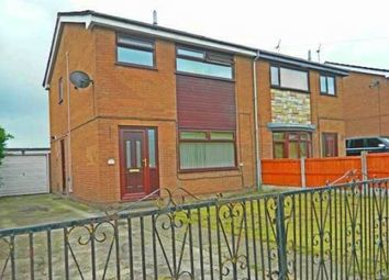 Thumbnail 3 bed semi-detached house to rent in Glasfryn, Johnstown, Wrexham