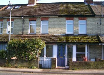 Thumbnail 2 bed terraced house to rent in Wrecclesham Road, Farnham