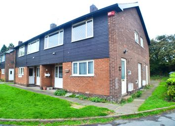 Thumbnail 2 bed flat for sale in Bentham Drive, Monk Bretton, Barnsley, South Yorkshire