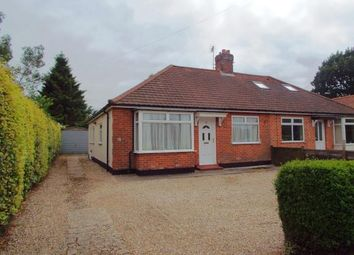 Thumbnail 3 bed bungalow for sale in Thorpe St. Andrew, Norwich, Norfolk