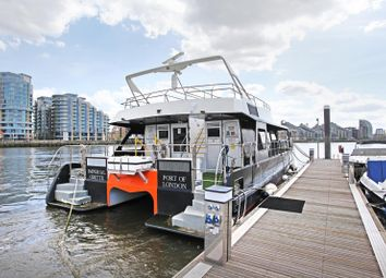 Thumbnail 1 bed houseboat for sale in Imperial Wharf Moorings, The Boulevard, Fulham