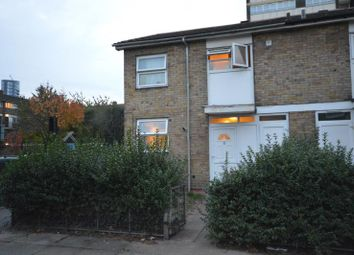 Thumbnail 3 bed property to rent in Waddington Street, Stratford, London